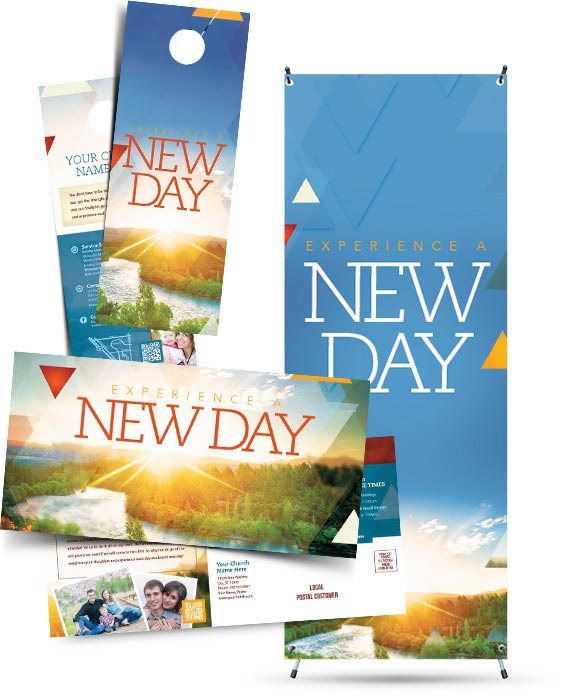 Church Graphic Design Templates